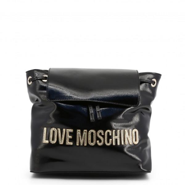 Batoh Love Moschino černý dámský