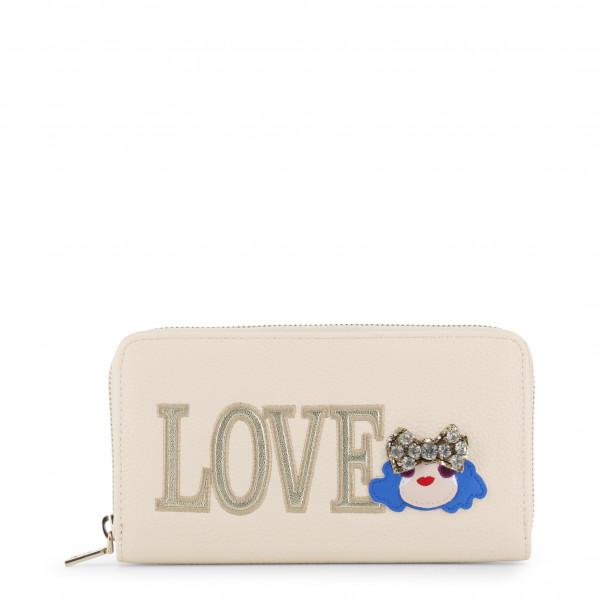Peněženka Love Moschino bílá