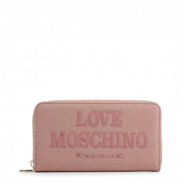 Peněženka Love Moschino růžová