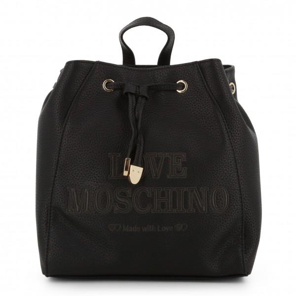 Dámský batoh Love Moschino černý