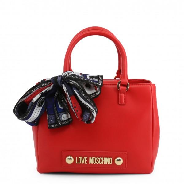 Kabelka Love Moschino červená