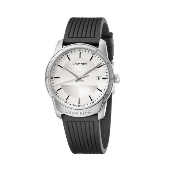 Černé Calvin Klein pánské hodinky