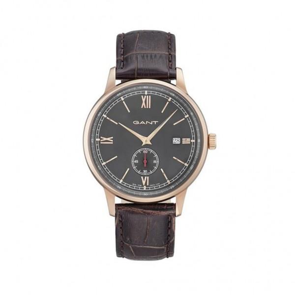 Pánské hodinky Gant FREEPORT hnědé