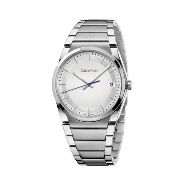 Calvin Klein pánské hodinky šedé