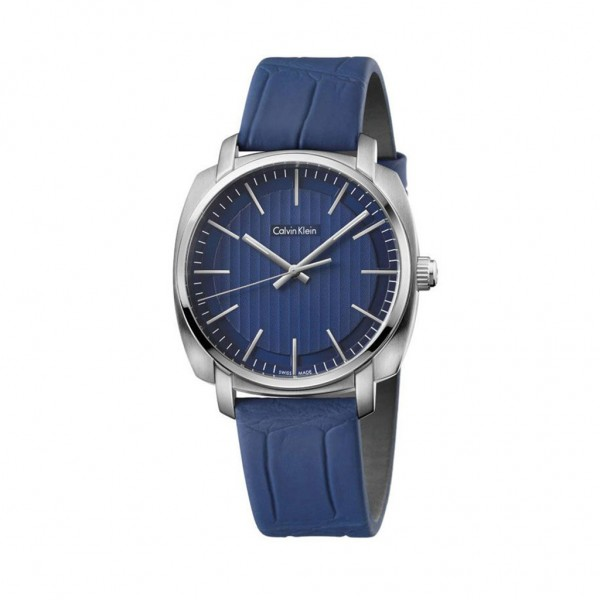 Calvin Klein pánské hodinky modré