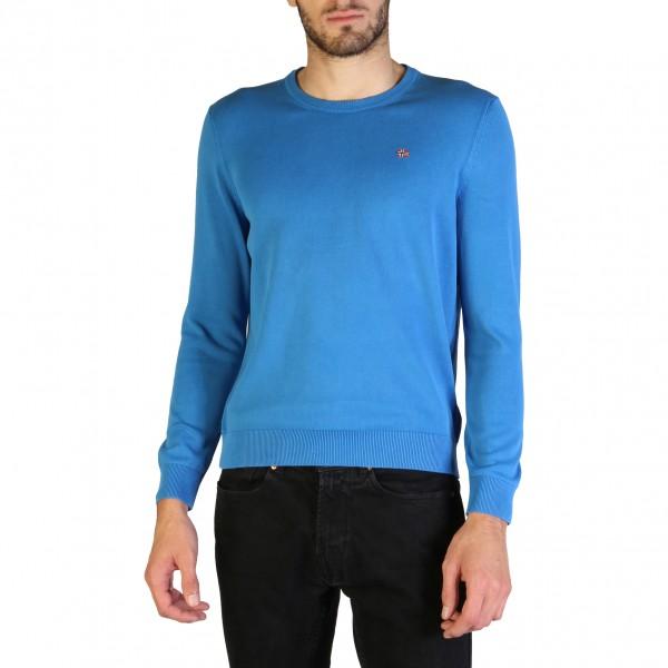 Pánský modrý svetr Napapijri