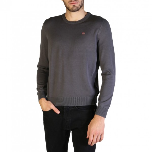 Pánský svetr šedý Napapijri