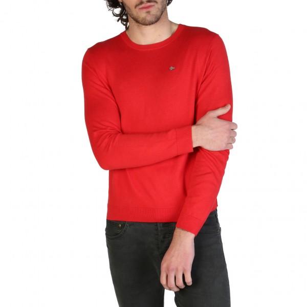 Červený pánský svetr Napapijri