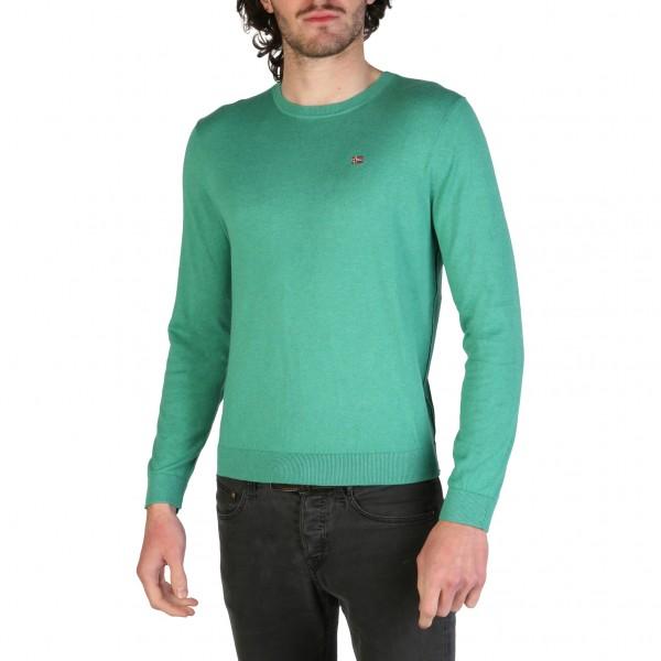 Pánský svetr Napapijri zelený