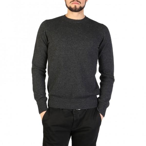 Pánský šedý svetr Emporio Armani