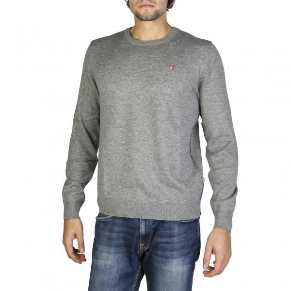 Pánský svetr Napapijri šedý