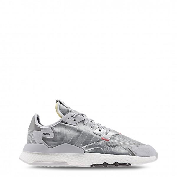 Šedé pánské sportovní boty Adidas