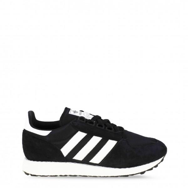 Sportovní boty Adidas černé