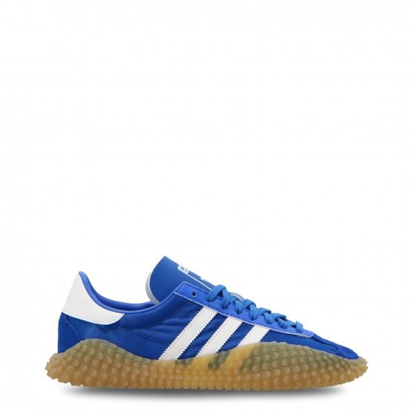 Modré tenisky Adidas pánské