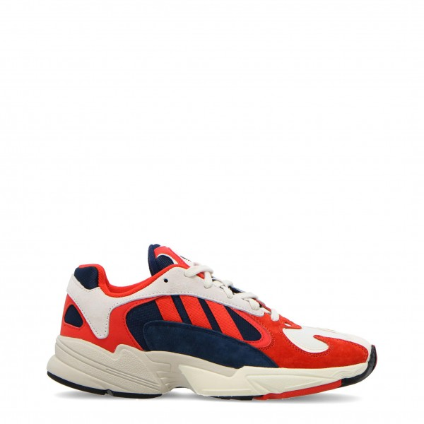 Botasky Adidas pánské červené