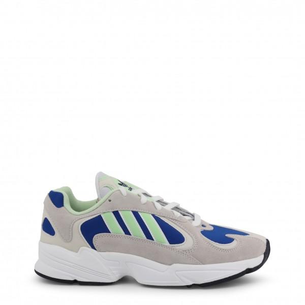 Pánské šedé botasky Adidas