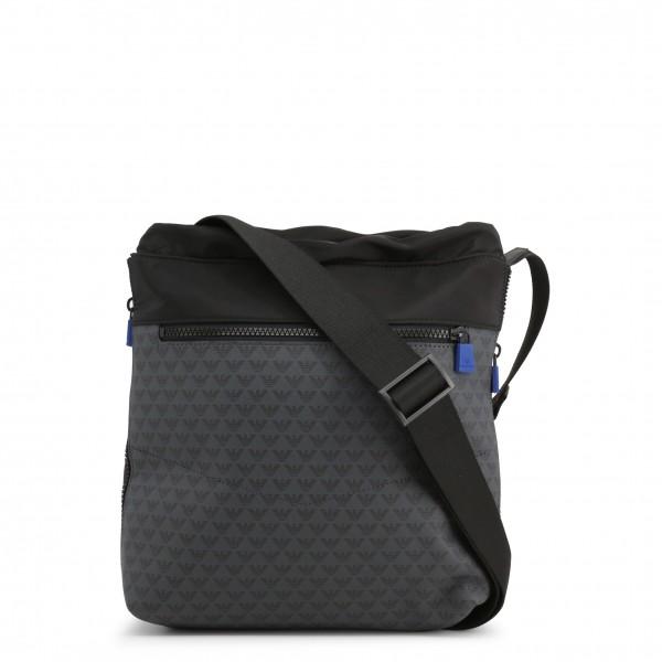 Pánská černá taška Emporio Armani na rameno