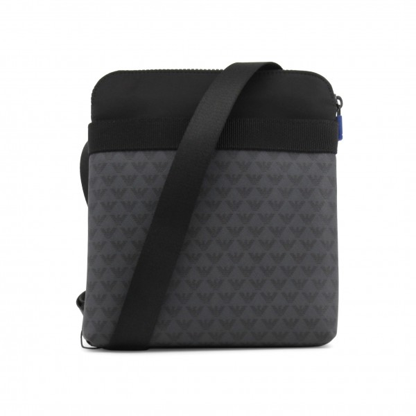 Černá Emporio Armani moderní taška