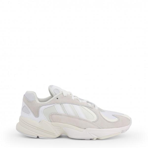 Adidas bílé pánské boty