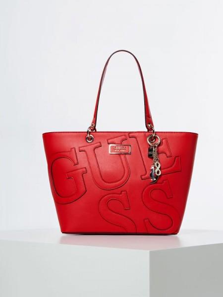 Guess červená luxusní kabelka