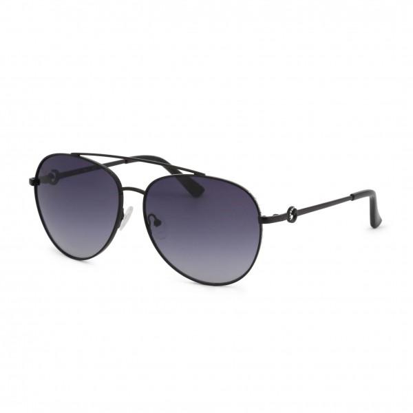 Černé sluneční brýle Guess