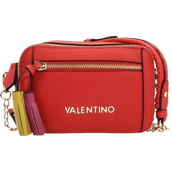 Moderní kabelka Valentino červená Caballeros