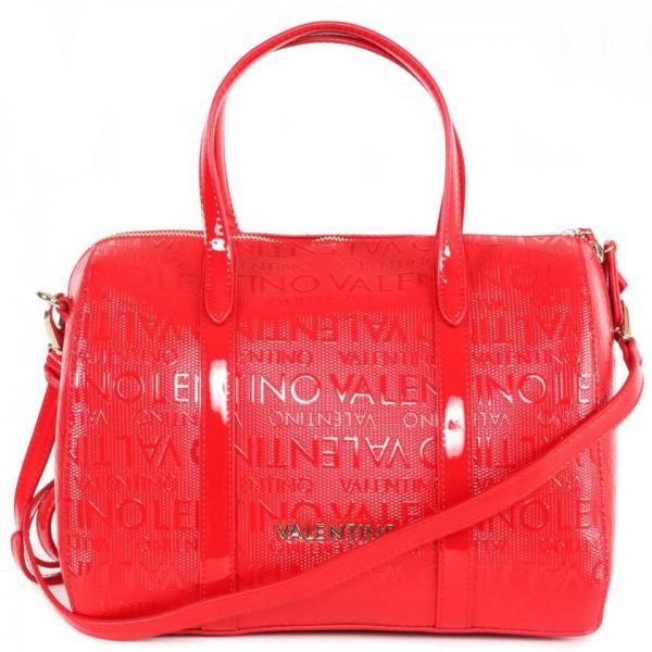 Serenity Satchel dámská červená kabelka Valentino