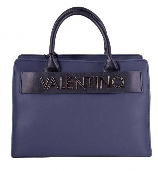 Modrá Fisarmonica stylová kabelka Valentino