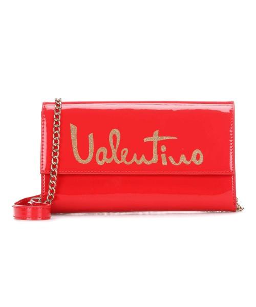 Elegantní kabelka Valentino červená