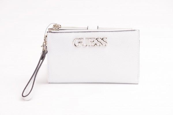 Dámská bílá peněženka Guess