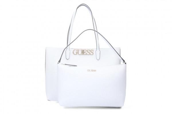 Bílá sportovní Guess dámská kabelka