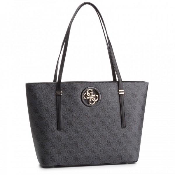 Moderní dámská šedá kabelka Guess