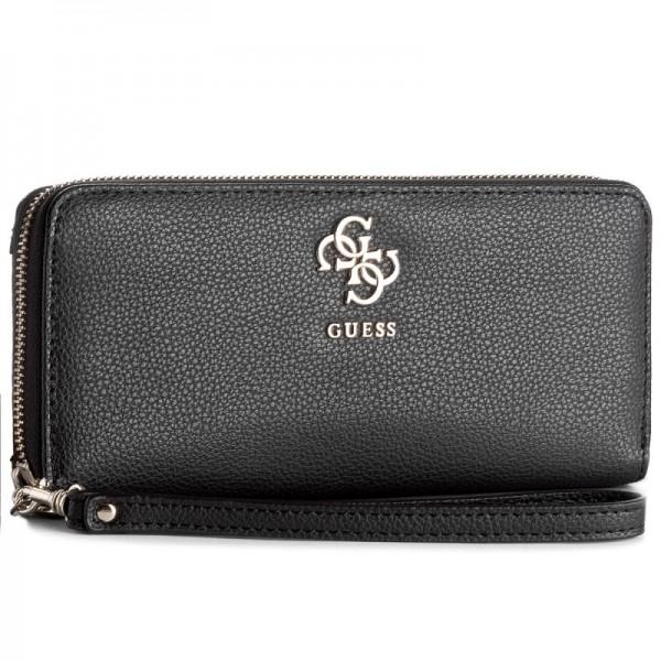 Guess stylová černá peněženka