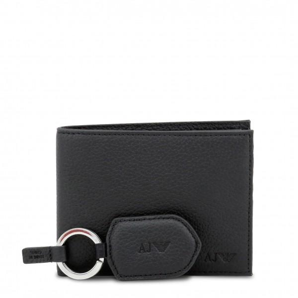 Dárkový set Armani Jeans peněženka s klíčenkou