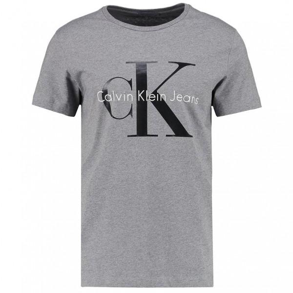 Pánské tričko Calvin Klein šedá