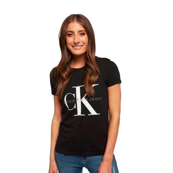 Dámské tričko Calvin Klein Jeans černá