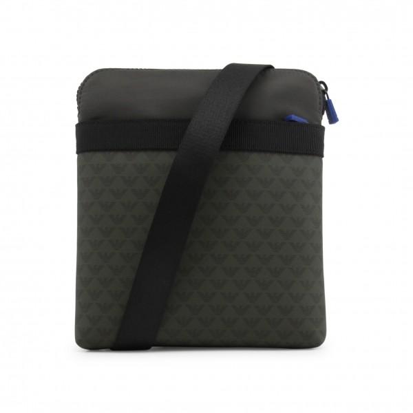 Zelená pánská taška Emporio Armani přes rameno