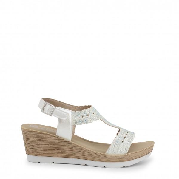 Bílé boty Inblu na klínku