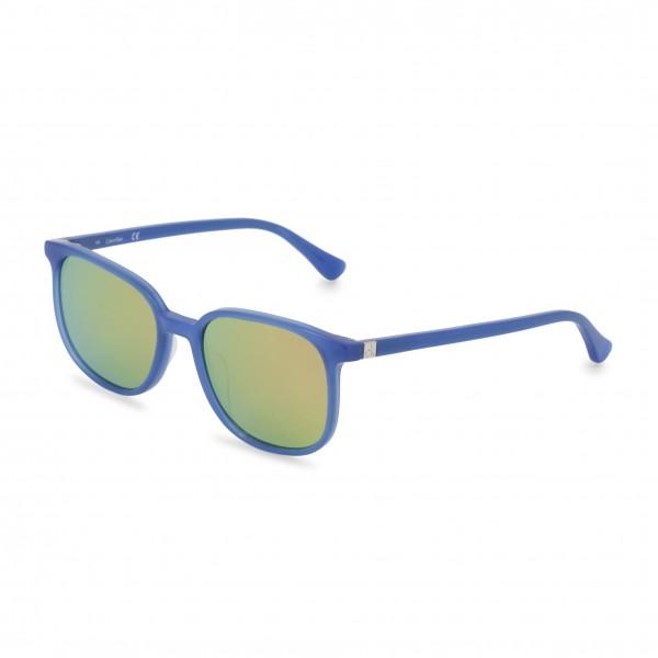 Modré Calvin Klein sluneční brýle dámské