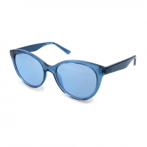 Modré dámské brýle Lacoste