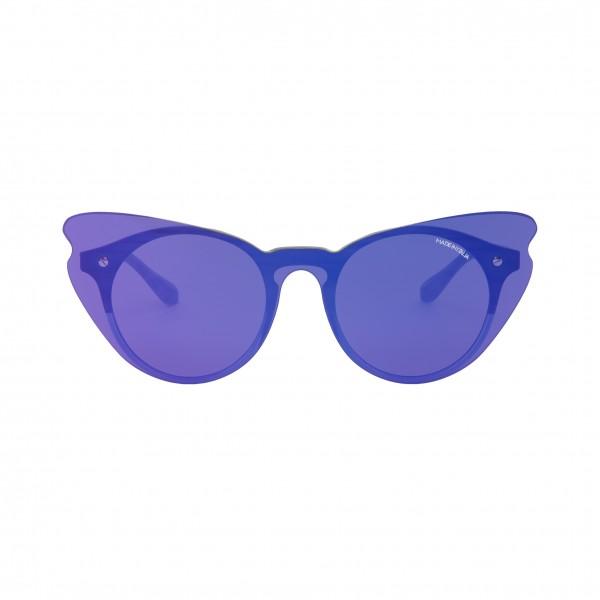 Dámské modré brýle Made in Italia