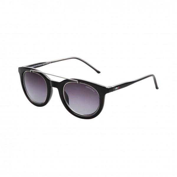 Sluneční brýle unisex Made in Italia černé