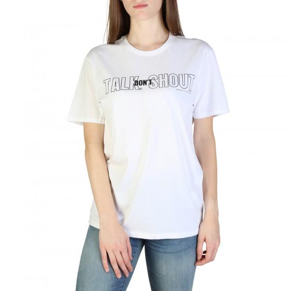 Dámské bílé triko Armani Exchange