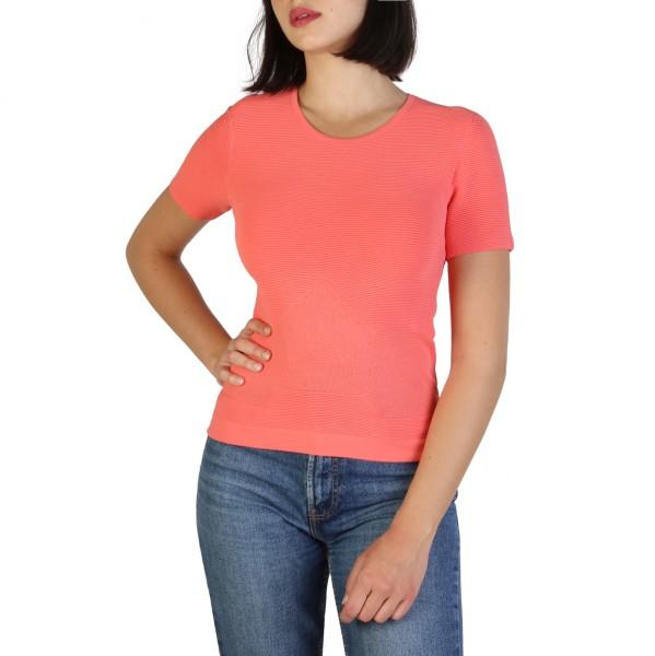 Dámské růžové Armani Jeans tričko