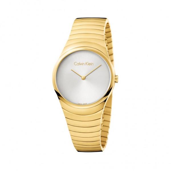 Dámské hodinky Calvin Klein žluté