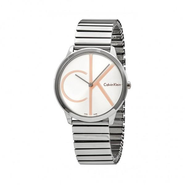 Stříbrné Calvin Klein unisex hodinky