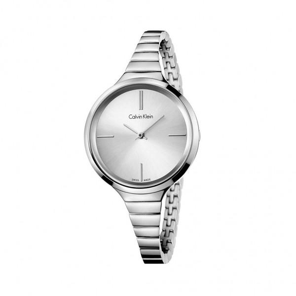 Dámské hodinky Calvin Klein stříbrné