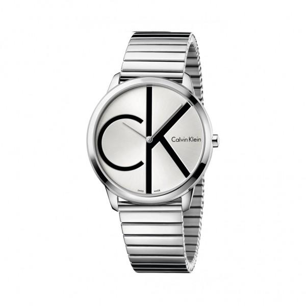 Hodinky Calvin Klein stříbrné unisex