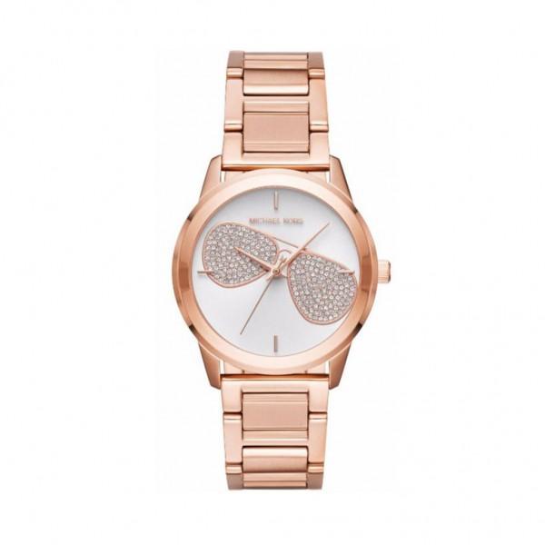 Růžové Michael Kors dámské hodinky