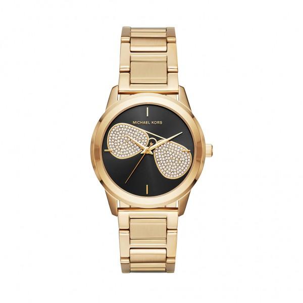 Zlaté dámské hodinky Michael Kors
